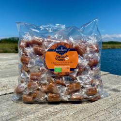 Caramels tendres salés 1kg BIO