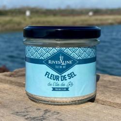 Fleur de sel de l'Ile de Ré...